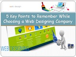 6 Common Traits of An Estimable Web Design Company