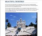 Goa- The city with the most beautiful churches!
