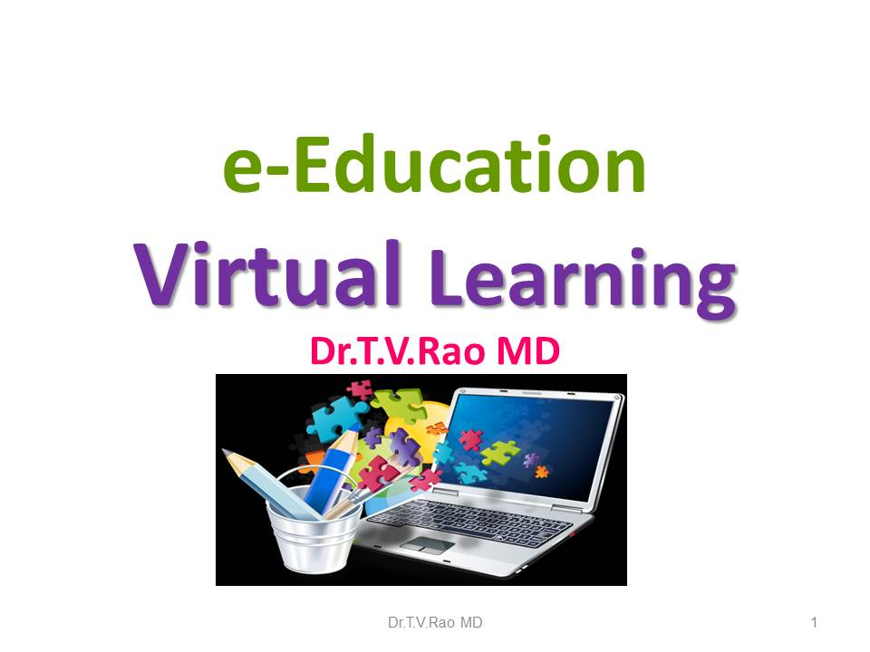 e-Education   Virtual Learning