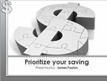How To Prioritize Your Savings? powerpoint presentation
