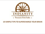 10 SIMPLE TIPS TO SUPERCHARGE YOUR BRAIN !!!