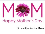 9 Best Quotes For Mothers Day
