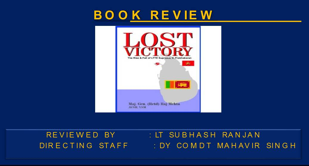 LOST VICTORY