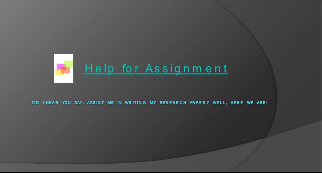 Quality Assignment Papers Now Affordable As Well