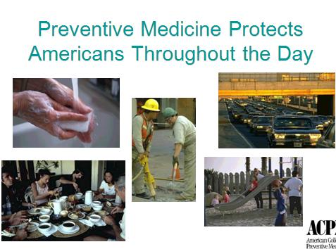 Careers In Preventive Medicine