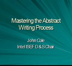 Mastering the Abstract WritingProcess