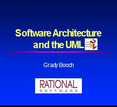 Software Architectureand the UML