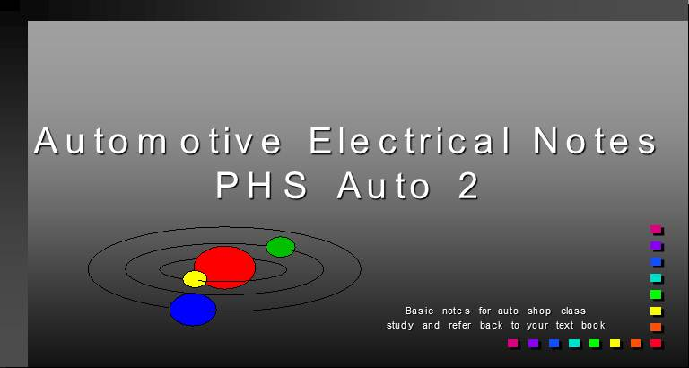 AUTOMOTIVE LIGHTING SYSTEMS