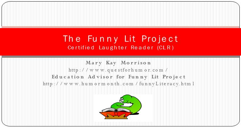The Funny Lit Project