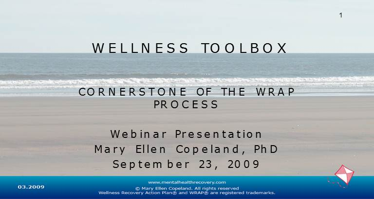 WELLNESS TOOLBOX