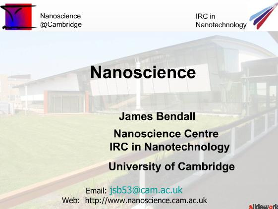 Nanoscience