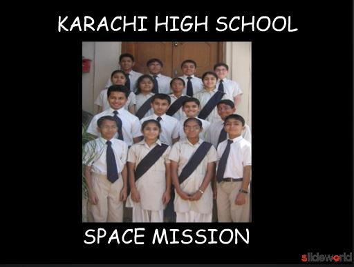KARACHI HIGH SCHOOL