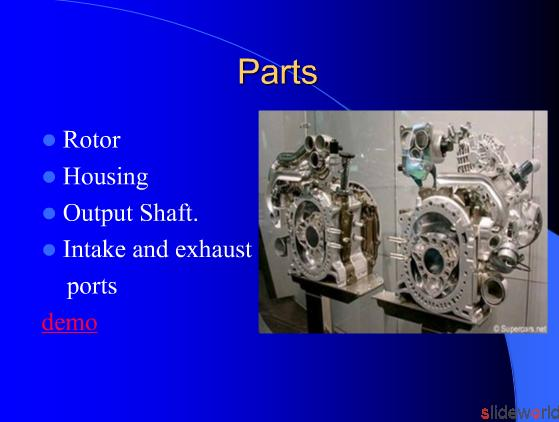Alternatives to the Piston IC Engine