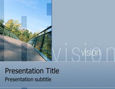 Goal Vision  Powerpoint Templates