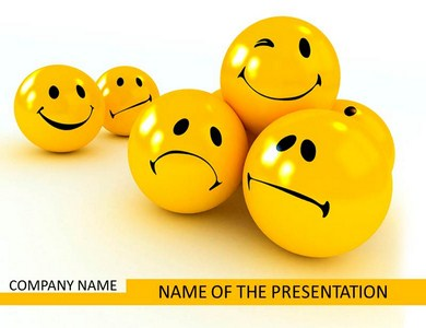 The brighter side of life  Powerpoint Templates