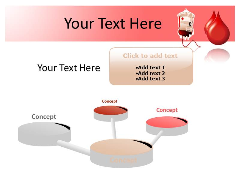 blood powerpoint template powerpoint background powerpoint theme