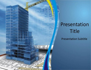 Construction 3 Powerpoint Templates
