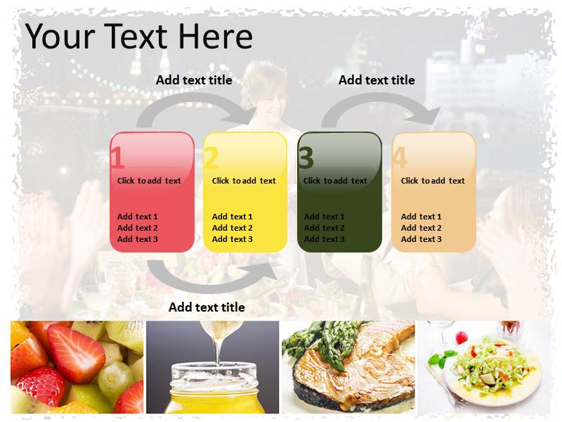 Healthy Diet Menu Powerpoint Templates Healthy Diet Ppt Background