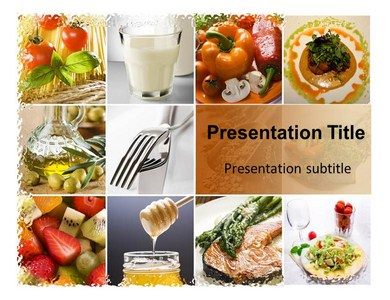 Ppt healthy and unhealthy food powerpoint presentation id:6599226.