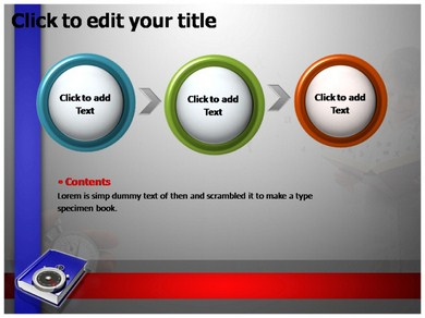 Speed Reading Powerpoint Templates