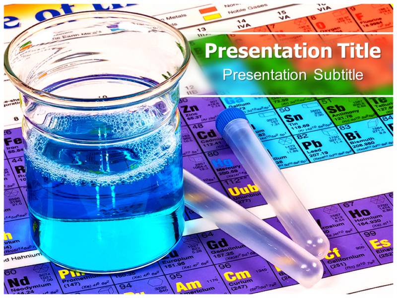inorganic powerpoint templates | chemistry ppt backgrounds, Modern powerpoint
