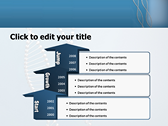 DNA String powerpoint themedownload