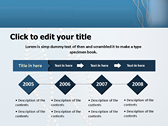 DNA String backgroundPowerPoint Templates
