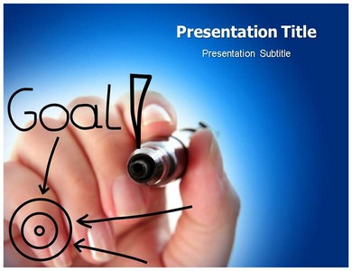 Goal Setting Powerpoint Templates