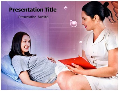 Prenatal Care Powerpoint Templates