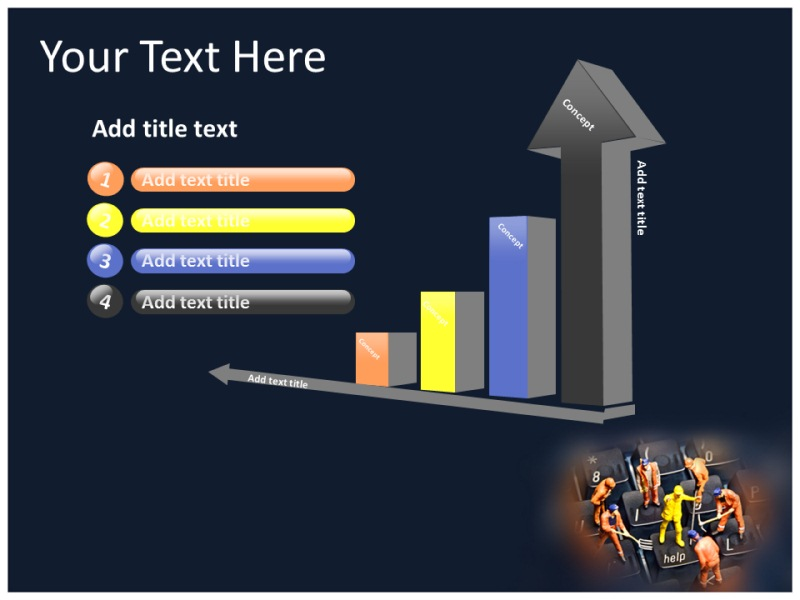 Computer Trouble shooting Powerpoint Templates