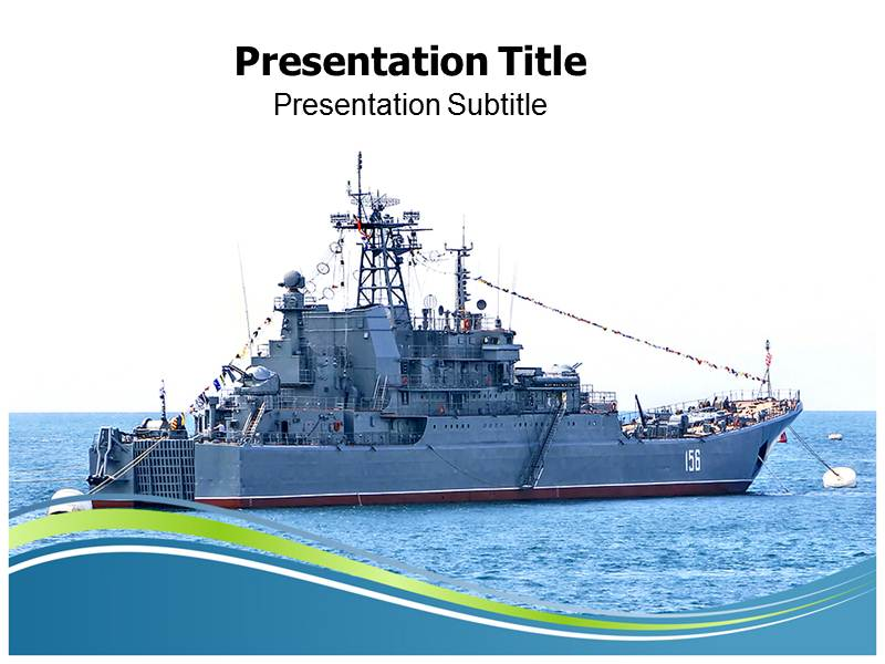 Navy powerpoint templates powerpoint presentation on navy template my toneelgroepblik Gallery