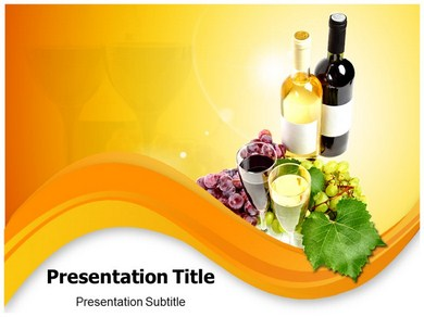 Alcohol 1 Powerpoint Templates