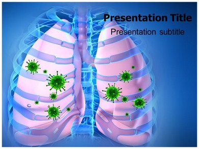 Infection Evolution Powerpoint Templates