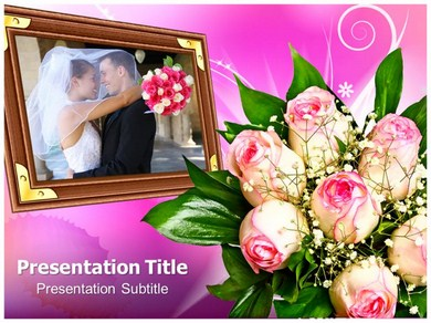 Wedding Songs Powerpoint Templates