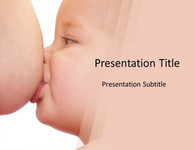 Baby Feeding Schedule Powerpoint Templates