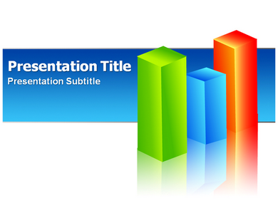 Graph Powerpoint Templates