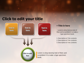 Fire Animated powerpoint themes download