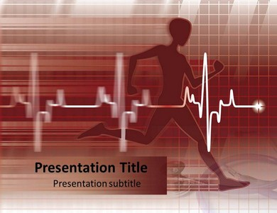 Life line Powerpoint Templates