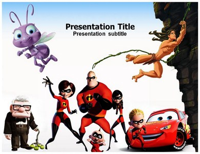 Disney Powerpoint Templates