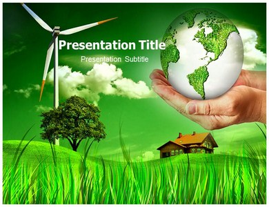 Environmental Science Powerpoint Templates