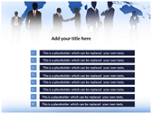 Silhouettes ppt templates
