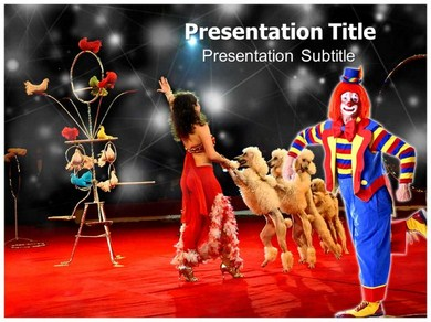 Jugglers Powerpoint Templates