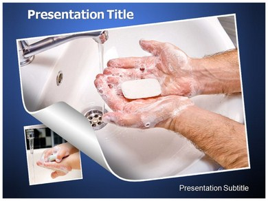 Hand Wash Powerpoint Templates | Powerpoint Presentation On