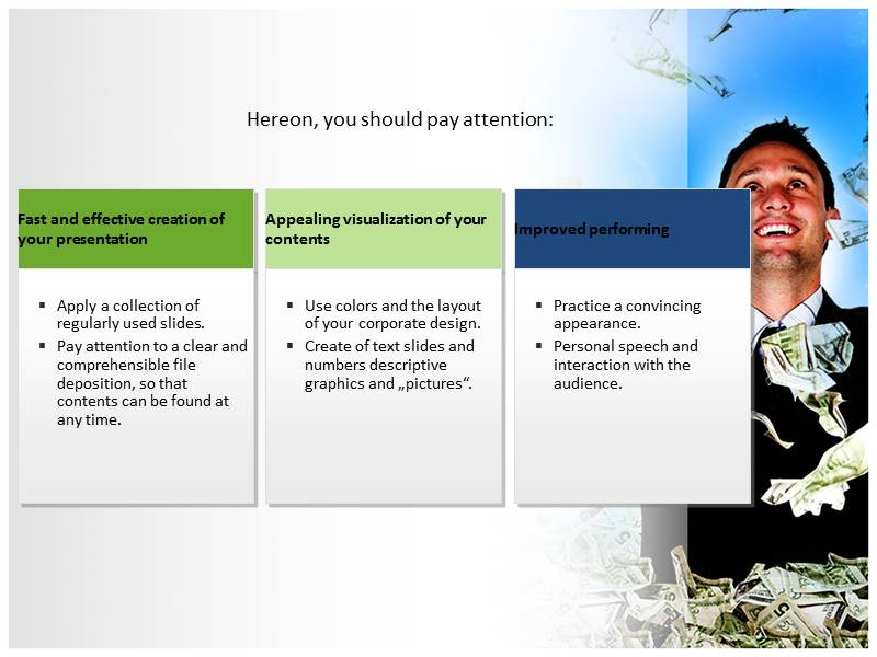 Financial Choice Powerpoint Templates