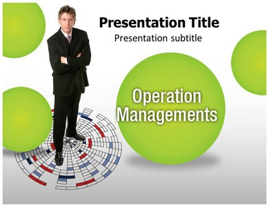 Operation Management Powerpoint Templates