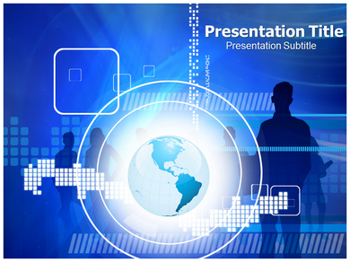 Business Background Powerpoint Templates