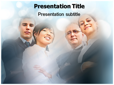 Commercial Group  Powerpoint Templates