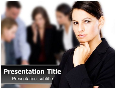 Becoming a Supervisor Powerpoint Templates