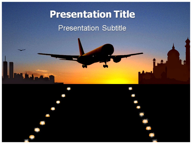 Airline alliances powerpoint templates powerpoint presentation on my toneelgroepblik Images