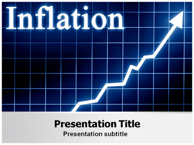 Inflation Powerpoint Templates